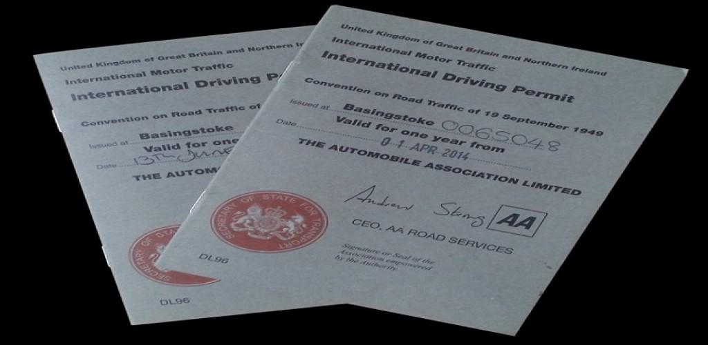 International Driving Permit (IDP)